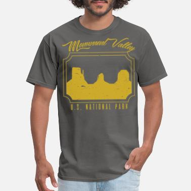Monument Valley Monument Valley Graphic Tee - Classic Vintage Tee - Men's T-Shirt