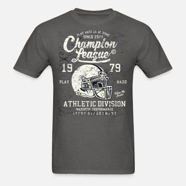 5cd5d0af9fe2 Champion League Athletic Division Men s Premium T-Shirt