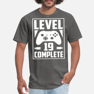 Level 19 Level 19 Complete - Men's T-Shirt