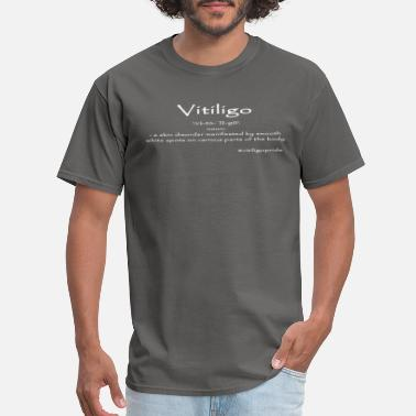 Vitiligo VITILIGO DEFINED - Men's T-Shirt