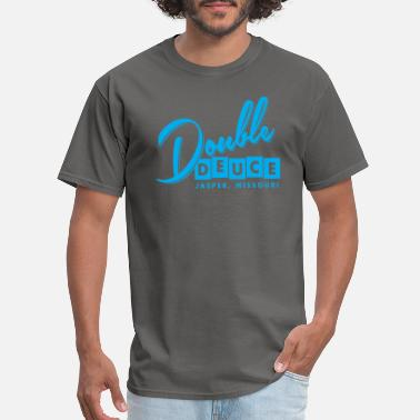 Dive Bar Double Duece - Men's T-Shirt