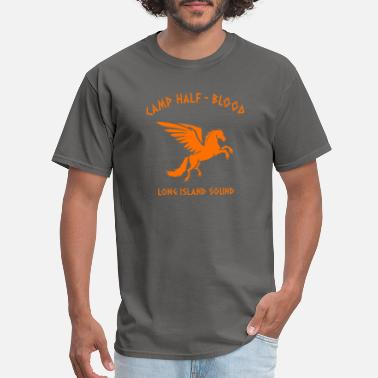 Rick Riordan Camp Half Blood - Men's T-Shirt