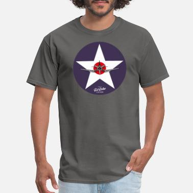 Squadron Navy Star - Men's T-Shirt