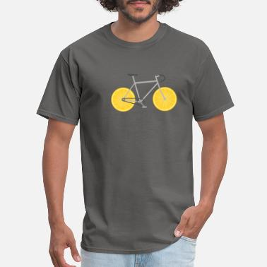 Twowheeled Lemon Bike - Men's T-Shirt
