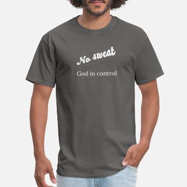 Sweat Awesome No sweat - Men's T-Shirt
