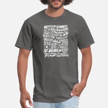 Welcome Vine App Art - Men's T-Shirt