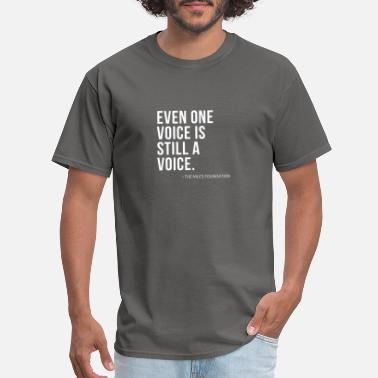 Nonprofit TNF One Voice - Men's T-Shirt