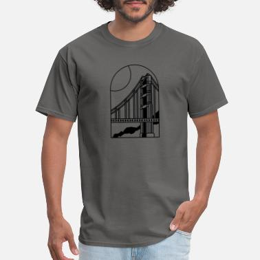 Sieg Golden Gate - Men's T-Shirt