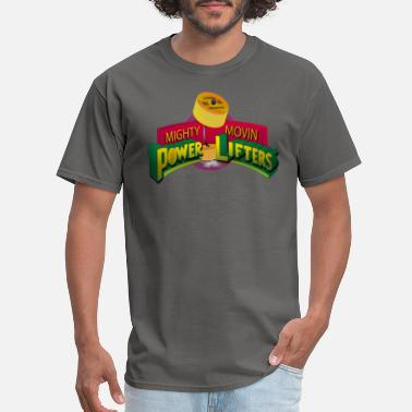 Power Lifters Power Lifters - Men's T-Shirt