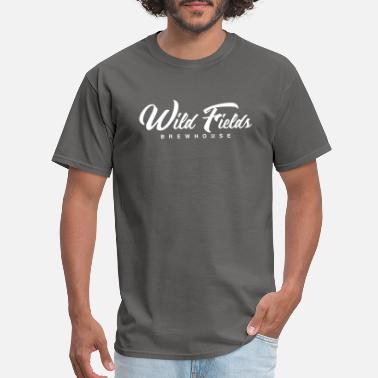 Wide Receiver I Survived Wild Times - White - Men's T-Shirt