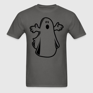 Cute Ghost - Men's T-Shirt