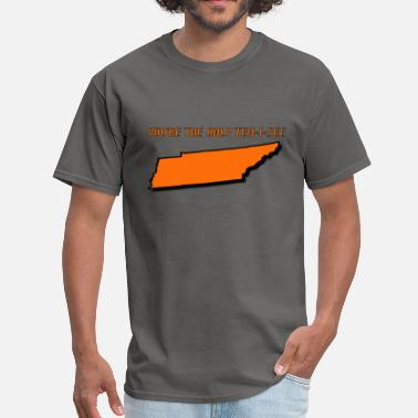 Tennessee Funny TENNESSEE - Men's T-Shirt