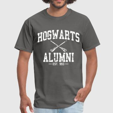 University Of Hogwarts Hogwarts alumni - Men's T-Shirt