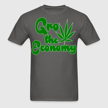 GROW THE ECONOMY - Men's T-Shirt