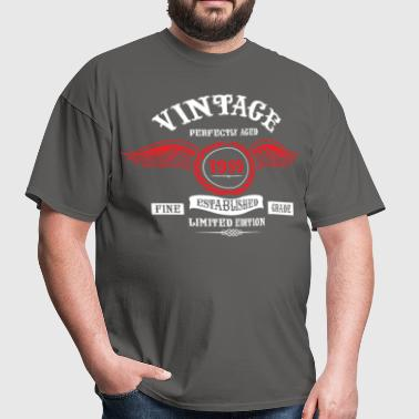 Vintage Perfectly Aged 1989 - Men's T-Shirt