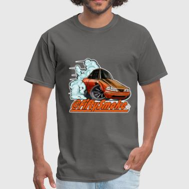 mustangfast2 - Men's T-Shirt