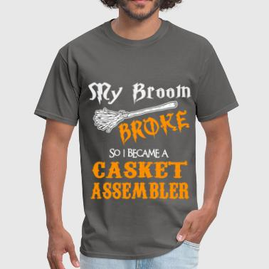Casket Assembler - Men's T-Shirt