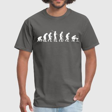 Gamer Evolution - Men's T-Shirt