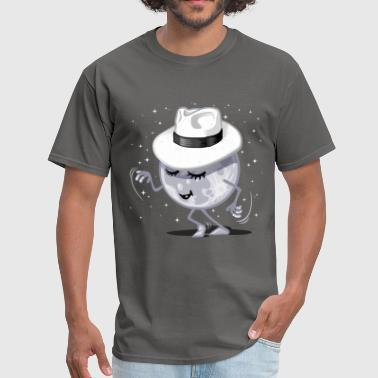 Dancing moon - Men's T-Shirt