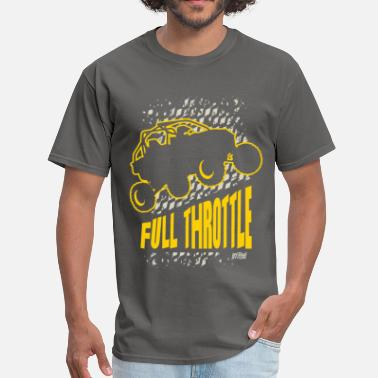 Utv Enduro UTV SxS Full Throttle - Men's T-Shirt
