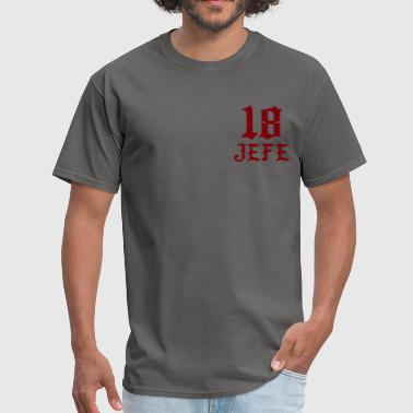 JEFE - RED - Men's T-Shirt