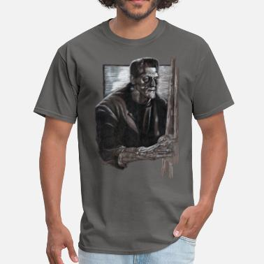 Monster Frankenstein 2 - Men's T-Shirt