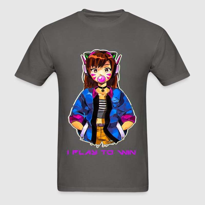 Overwatch Diva - Men's T-Shirt