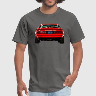 Trans Am Rear - Men's T-Shirt