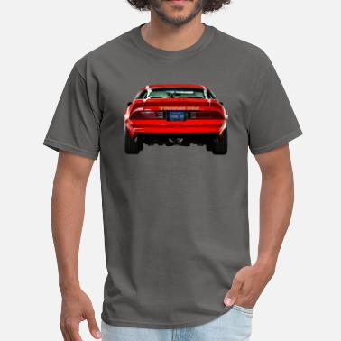 Pontiac Trans Am Trans Am Rear - Men's T-Shirt