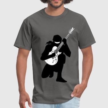 Guitar Ninja - Men's T-Shirt