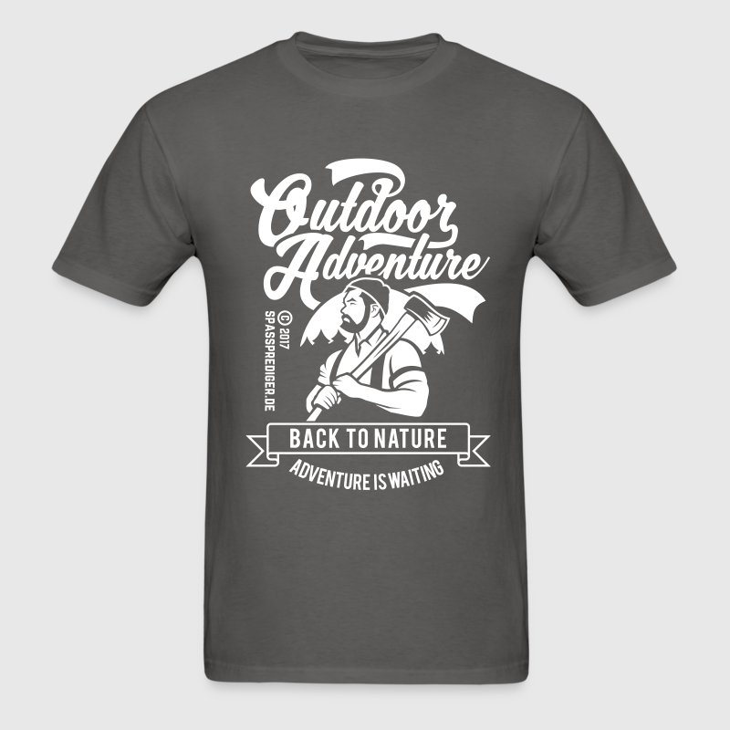 Outdoor Adventure - Men's T-Shirt
