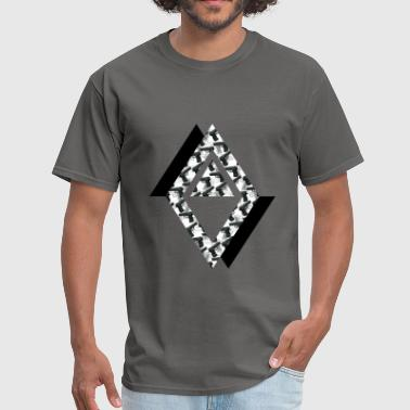 Gun Pattern - Men's T-Shirt