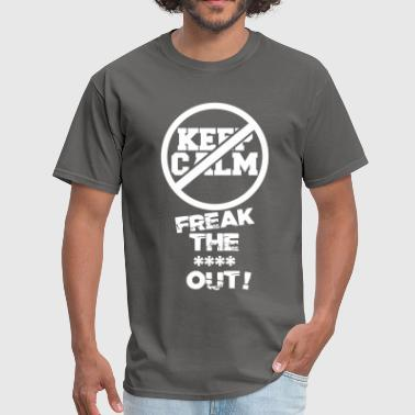 Freak out - Men's T-Shirt