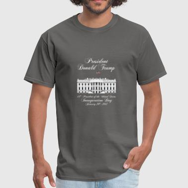 President Donald J. Trump Inauguration Day 2017 - Men's T-Shirt