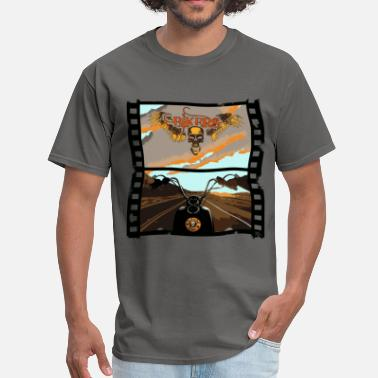 Hell Road The Road - Men's T-Shirt