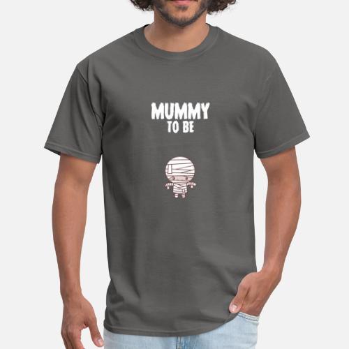 Halloween Pregnancy Announcement Shirt.Mummy To Be Halloween Pregnancy Announcement Shirt By