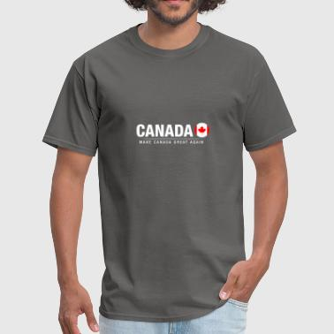 Make Country Great Again Make Canada Great Again - Men's T-Shirt