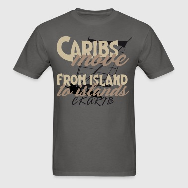 CARIBS - Men's T-Shirt