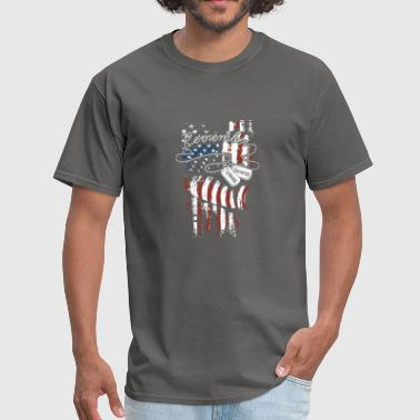 Veterans Day Remember Shirt - Men's T-Shirt