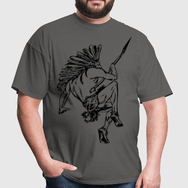 Native American - 003 - Men's T-Shirt