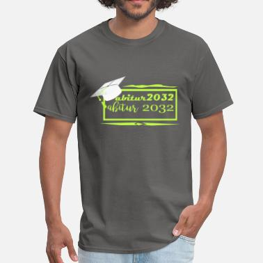 Abitur Abitur 2032 - Men's T-Shirt