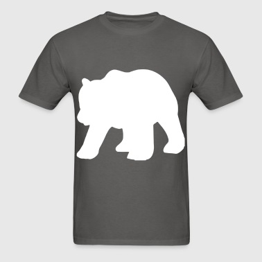 Bear Crawl - Men's T-Shirt