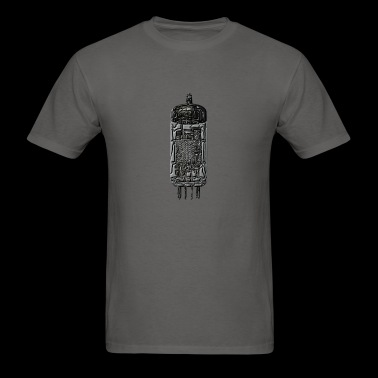 vacuum tube2 - Men's T-Shirt