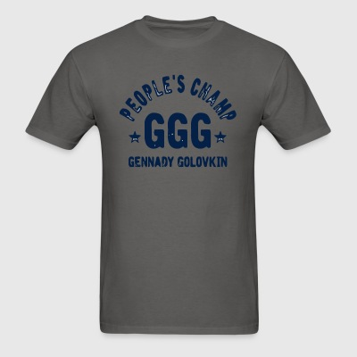 GGG Golovkin People's Champ - Men's T-Shirt
