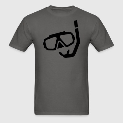 Scuba Junkie - Men's T-Shirt