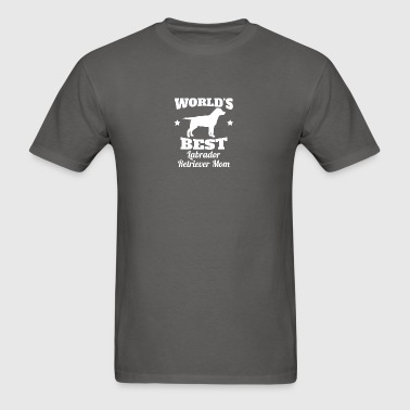 Worlds Best Labrador Retriever Mom - Men's T-Shirt