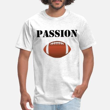 Sunday Night Football Passion Football Superbowl sunday beer - Men's T-Shirt