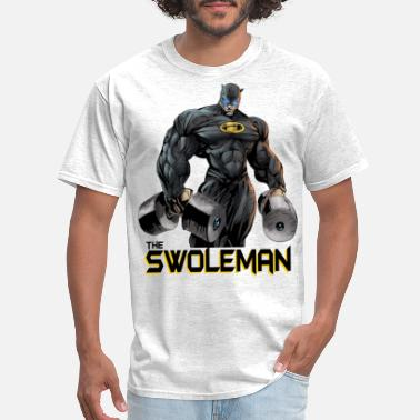Funny Gym Swoleman - Men's T-Shirt