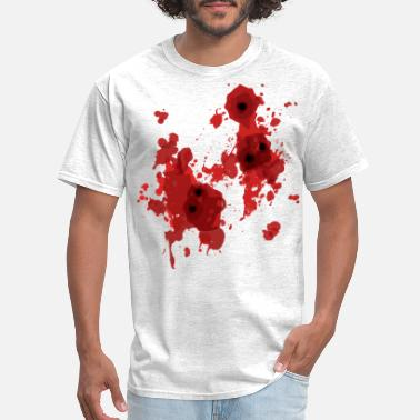 Bullet I've Been Shot! - Men's T-Shirt