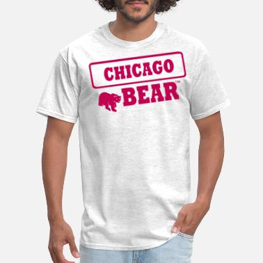 50c7e7f5 Shop Chicago Bear T-Shirts online | Spreadshirt